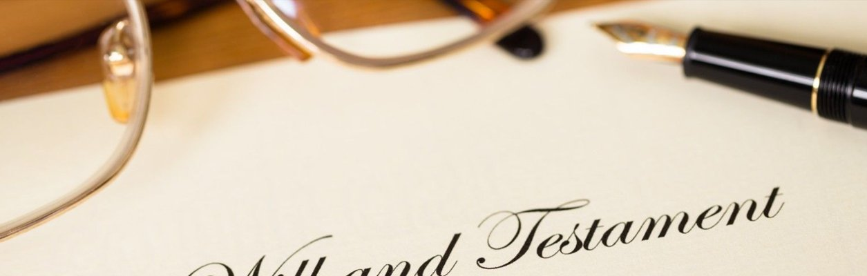 Will and Estate Planning banner for mobile