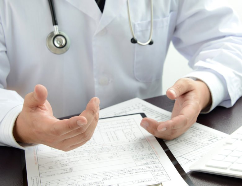 How will my health records be used in a trial?
